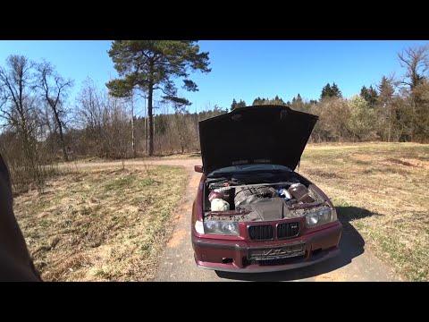 Бмв-е36-2.5-bi-turbo.-Начало.
