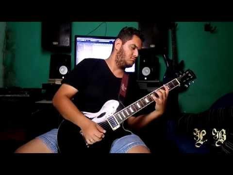 Escape the Fate - Les Enfants Terribles Guitar Cover
