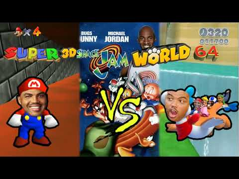 Super 3D Space Jam World 64_1Hour