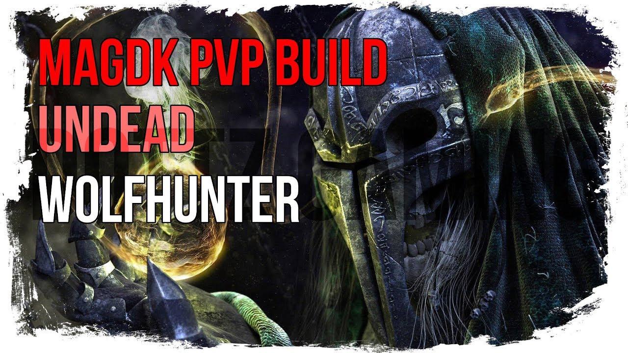 Archived] Undead – Magicka Dragon Knight PvP Build - Dottz