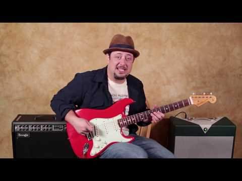 Slow Melodic Blues Licks (Stay Right In The Pocket With Your Guitar Solos)