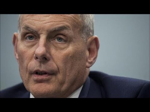 John Kelly Fustrated With Trump? | Los Angeles Times