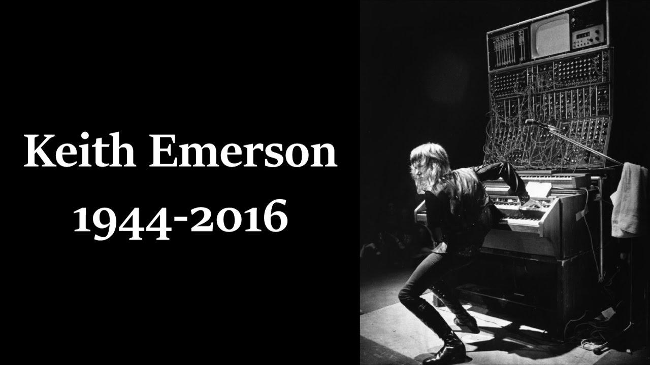 ผลการค้นหารูปภาพสำหรับ keith emerson1944-2016