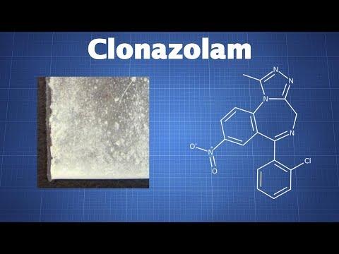 xanax clonazolam equivalent