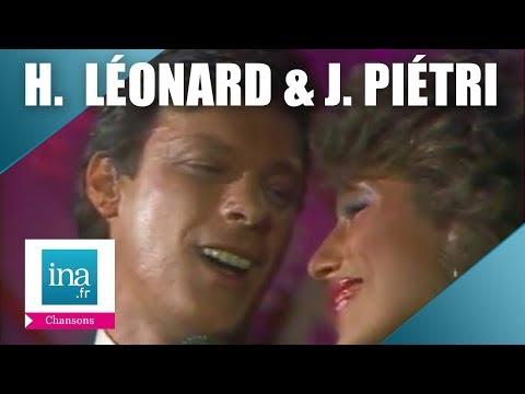 Herbert Léonard et Julie Piétri