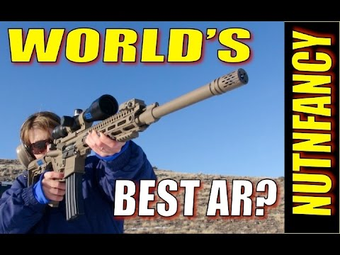 Best AR-15 Build in the World