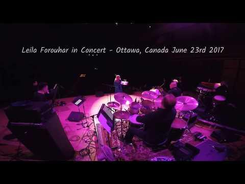 Leila Forouhar Concert - Ottawa, Canada 06/23/2017