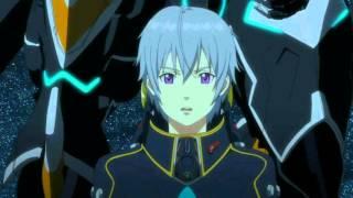 Suisei No Gargantia: Ledo says Arigatou