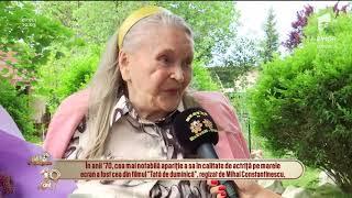 10 mai - Ziua Regalității. La o cafea cu Zina Dumitrescu