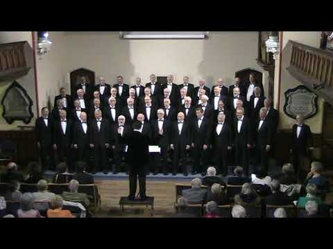 Macclesfield Male Voice Choir: AGC 2018 Another Day