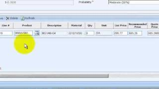 Microsoft Dynamics CRM Quote to Order Process with SAP Integration