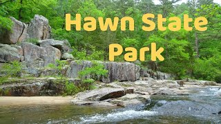 Hawn State Park - Camṗing and Hiking Pickle Creek Trail & Whispering Pines Trail