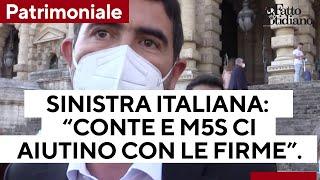Patrimoniale, Sinistra Italiana deposita proposta:
