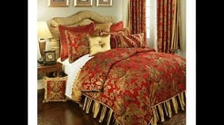 Green and Gold Comforter Sets ideas