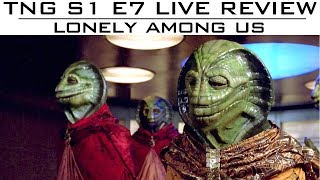 "LIVE Review of TNG's ""Lonely Among Us"""
