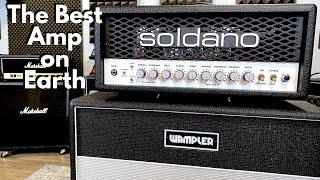 The Best Sounding Guitar Amp On Earth?! Soldano SLO-30