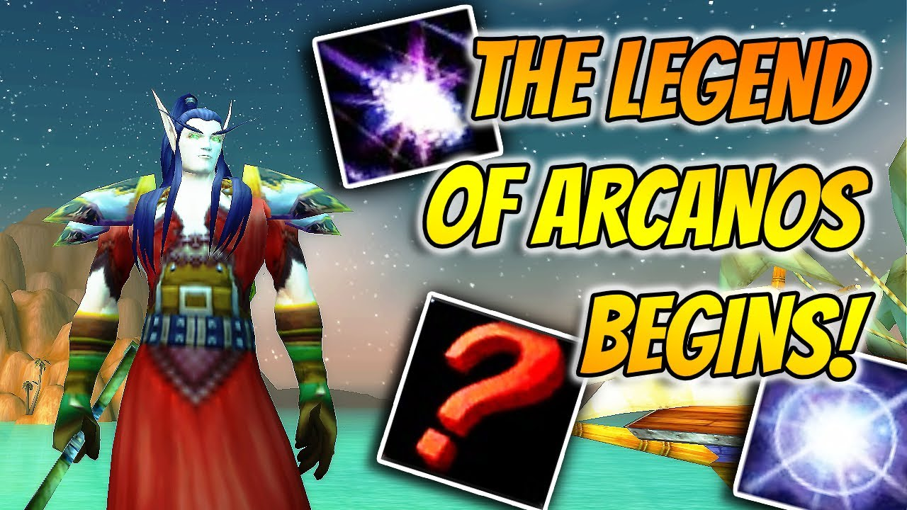 Download CREATING THE ARCANE DREAM! - WoW with Random Abilities - Project Ascension OUTLAW Season 6 - Ep. 9
