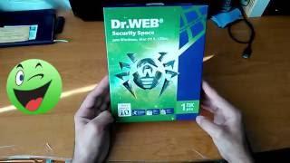 видео Антивирус Dr.Web 11.0 - скачать бесплатно