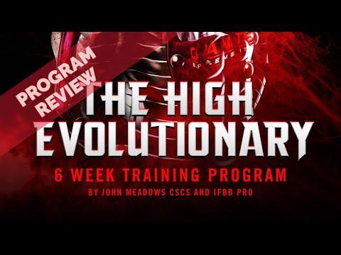 PROGRAM REVIEW: High Evolutionary By John Meadows