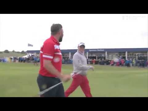Andrew Johnston Does 'The Miguel'