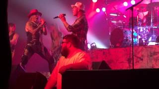 "Steel Panther ""Eyes of a Panther"" special guest Corey Taylor Slipknot Stone Sour * Des Moines, IA"