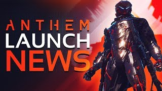 Anthem LAUNCH NEWS - Tips Before Playing the Game, NEW Dev Stream & Grandmaster is BACK