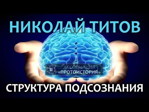 Николай Титов. Структура подсознания