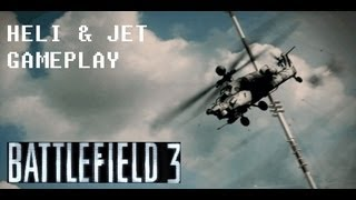 BF3:AERIAL WARFARE [CHOPPER & JET KILLS]