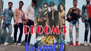 Team07 VS Dhoom 3 faisu07 Hasnaink07 Top Tik Tok Musically star