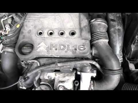 Двигател за Citroen C3 1.4 16V HDi, 90 к.с., хечбек, 5 вр., 2003 г. code: 8HY