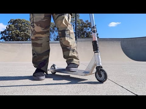 How To Tailwhip On A Scooter EASIEST & FASTEST WAY!!
