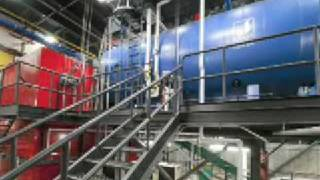 Middlebury College Biomass Gasification Plant