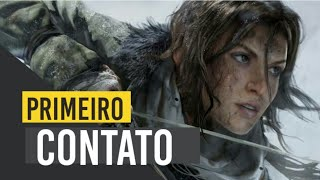 Rise Of The Tomb Raider PS4- Primeiro Contato! Lara arrasando os S2 #TOMB #RAIDER #RISE