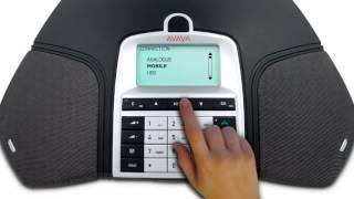 Avaya B159 Conference Phone - Setup