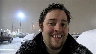 DIETING in a BLIZZARD - Becoming Superman Day 68