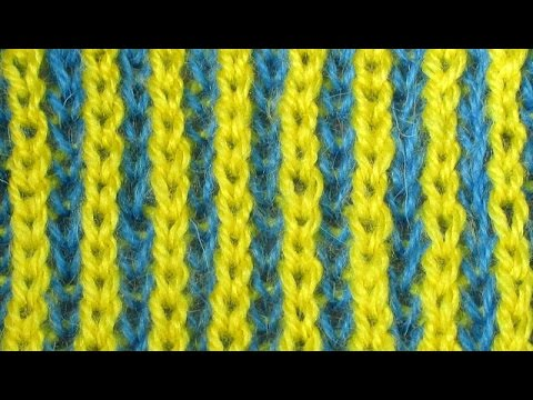 Видео уроки вязания спицами
