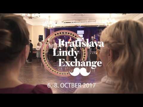 Bratislava Lindy Exchange 2017 - Jack and Jill finals, warm up song