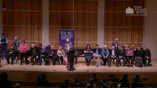 Live! 2019 Young Concert Artists International Auditions