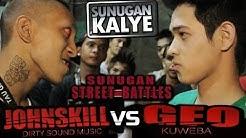 SUNUGAN KALYE - JOHNSKILL vs GEO   Mandaluyong