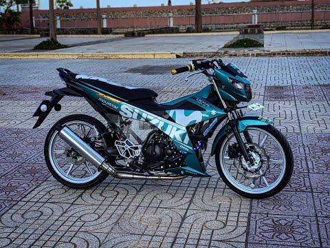 Xe máy Suzuki 2016 - Blog tốc độ iSPEED