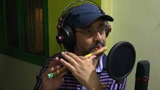 Kunidhu kunidhu baare kannada film song flute cover by Suren Chennu