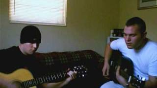 """Cold"" by Crossfade (acoustic cover)"