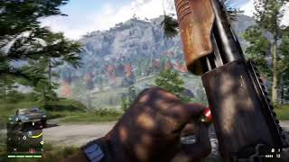 Far Cry 4 Enemy Has Great Timing LOL