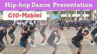 Maa NHS Grade10 Mabini Hip hop dance Presenation
