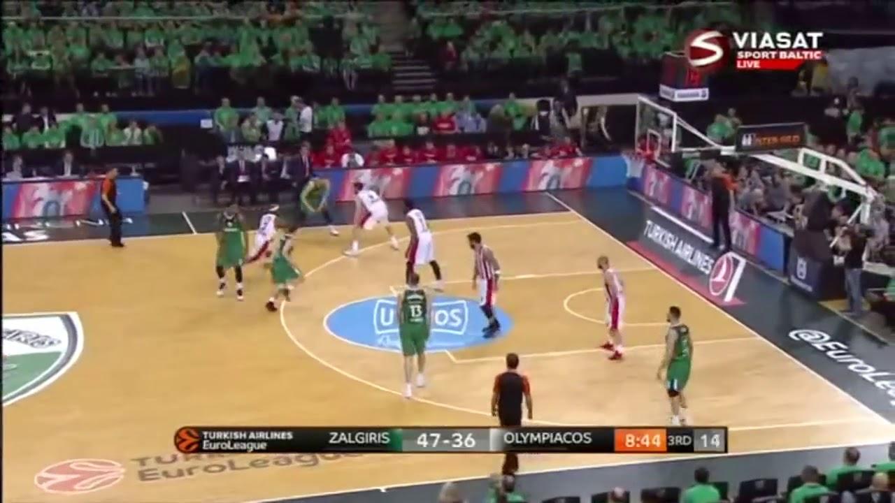Zalgiris Kaunas: Winnings Ways Part 2 - Iverson Series