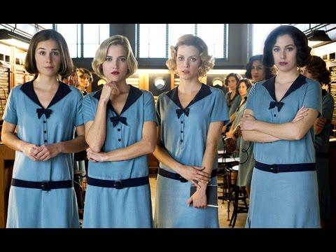Netflix las chicas del cable nos cuentan detalles de la - Las chicas de oro serie ...