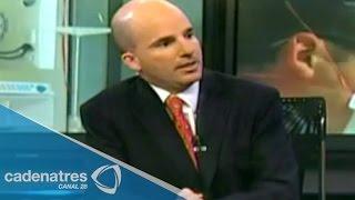 Entrevista a José Antonio González Anaya, director del IMSS