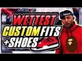 WETTEST CUSTOM OUTFITS + SHOES PT. 4!!💦BECOME UNGUARDABLE W/ THESE OUTFITS!!💯| PATCH 12 | NBA 2K17 mp3