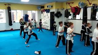 Jab Cross drills @ Humber Martial Arts