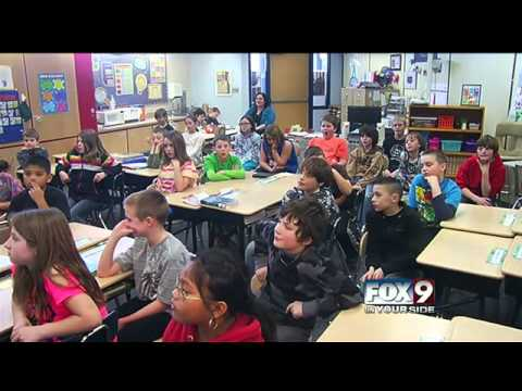 My visit to Liberty Elementary School in Boise 2/11/13